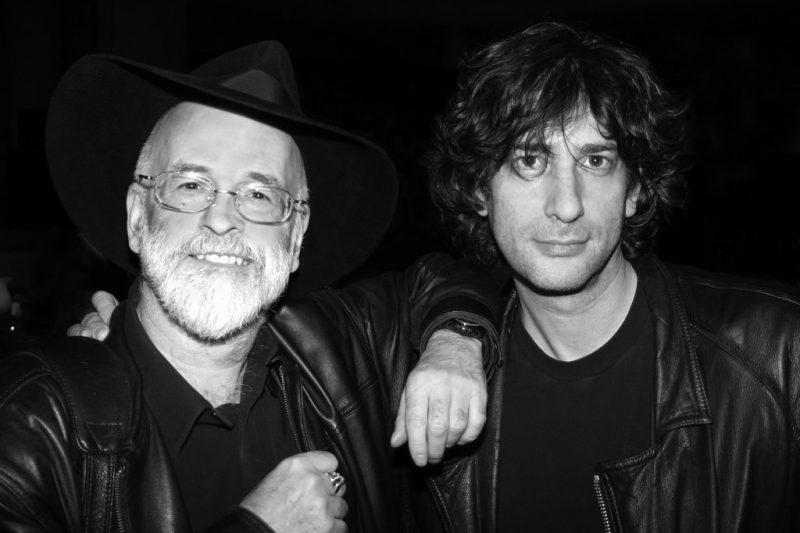 Neil Gaiman - Terry Pratchett