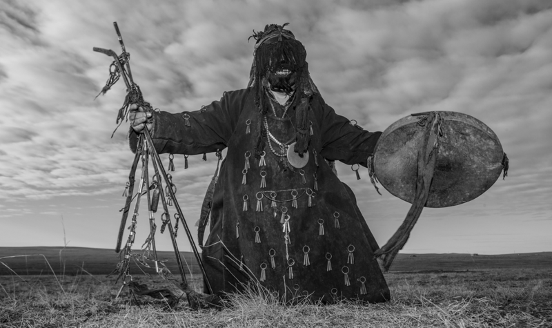 Eski Türklerde Büyü Şaman Şamanizm