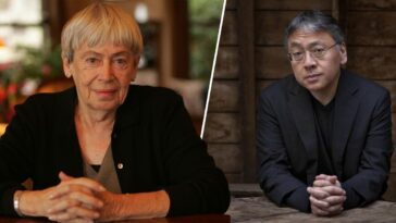 Ursula K. Le Guin ve Kazuo Ishiguro
