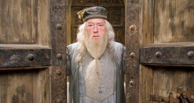 albus dumbledore hogwarts