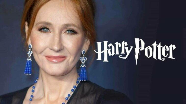 J.K. Rowling Harry Potter Sırları