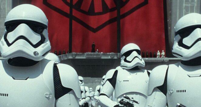 star wars force awakens stormtrooper