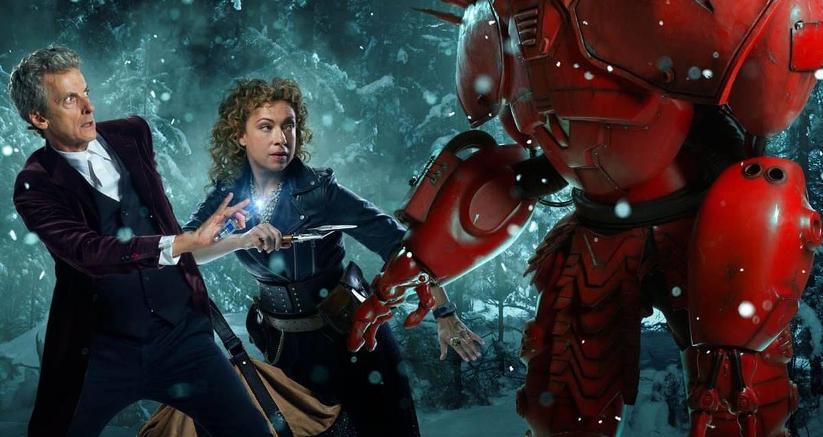 The Husbands of River Song İncelemesi: Doctor Who noel özel bölüm