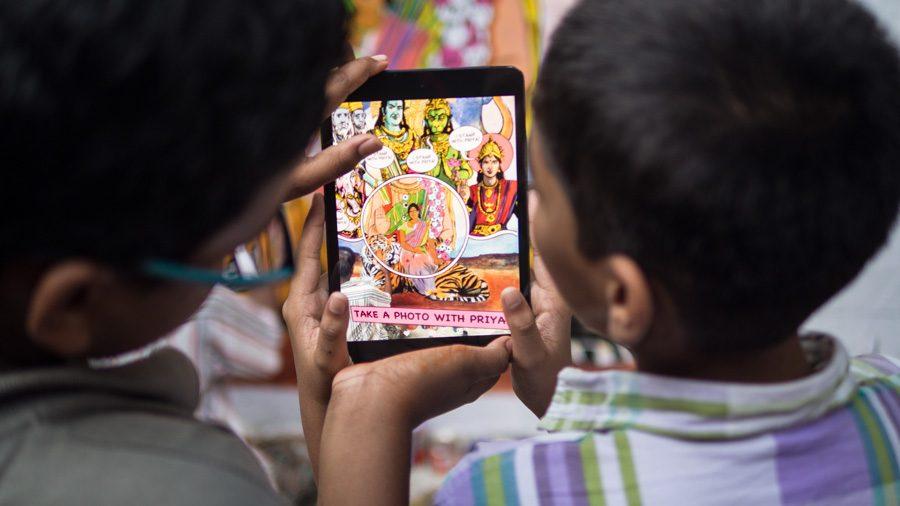Priya's Shakti Dyvar Resimleri