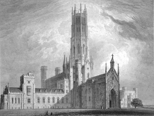 Fonthill Abbey William Beckford