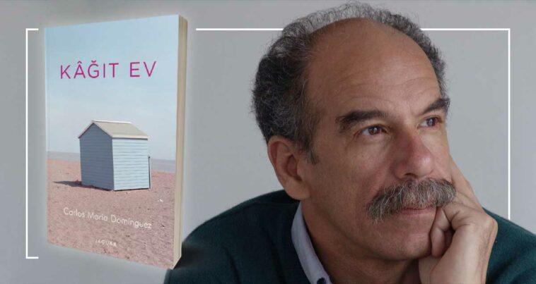 Kâğıt Ev - Carlos Maria Dominguez kitap incelemesi
