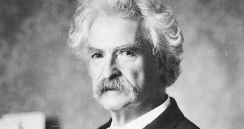 Mark Twain kitap önerileri
