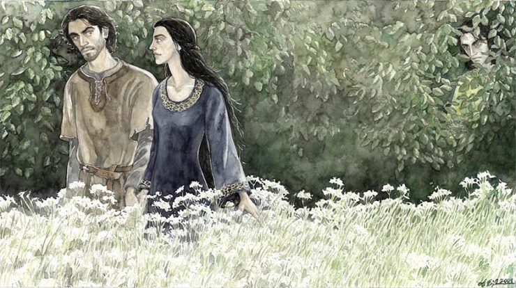 Beren ile Lúthien