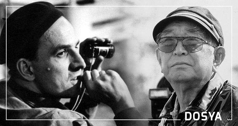 Akira Kurosawa - Ingmar Bergman