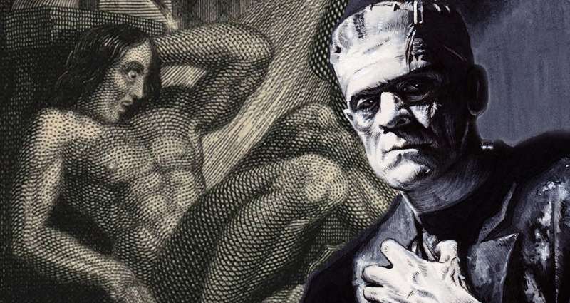 The Early Frankenstein Of Dick Briefer