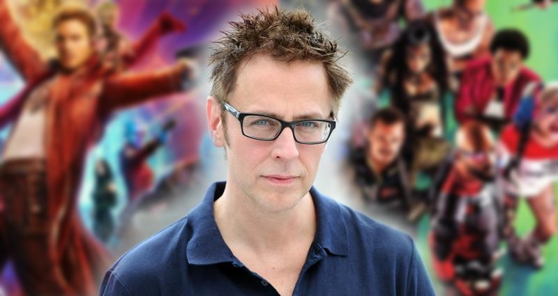 james gunn guardians of the galaxy avengers