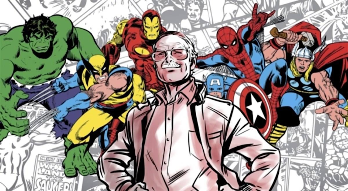 Stan Lee Çizgi Romanları