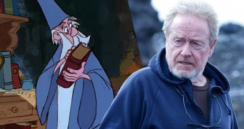 Ridley Scott - Merlin