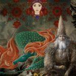 Dede Korkut 13. Destan Salur Kazan'ın Ejderhayı Öldürmesi