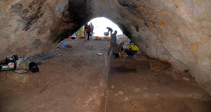 Bilecik Paleolitik Mağara