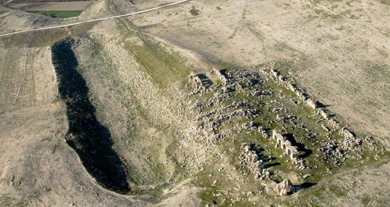 Denizli Laodikya antik stad