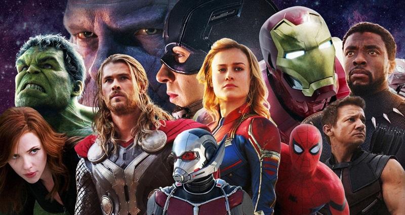 Marvel Sinematik Evreni'nin Tüm Filmlerini 4K İzlemeye Hazırlanın ...