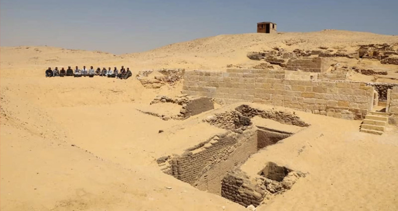 Mısır Lahit Mezar