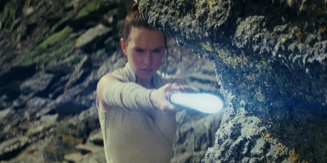 Star Wars-The-Last-Jedi-Rey-with-lightsaber