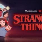 Stranger Things Oyun