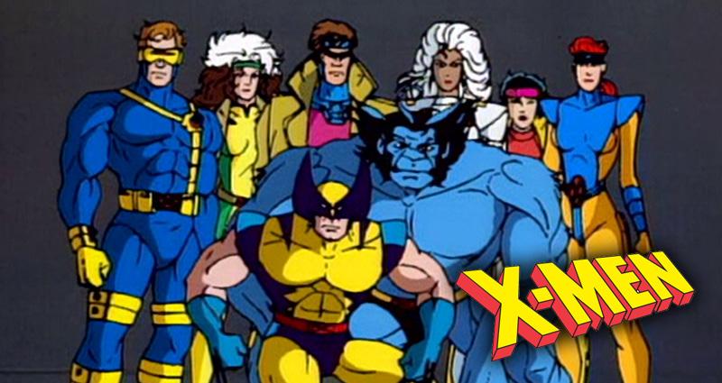 X-Men Çizgi Film