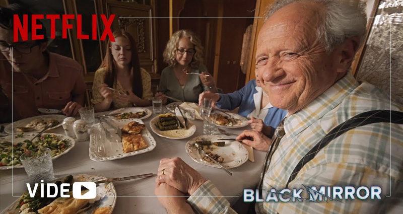 Netflix Black Mirror 5. Sezon Tanıtım