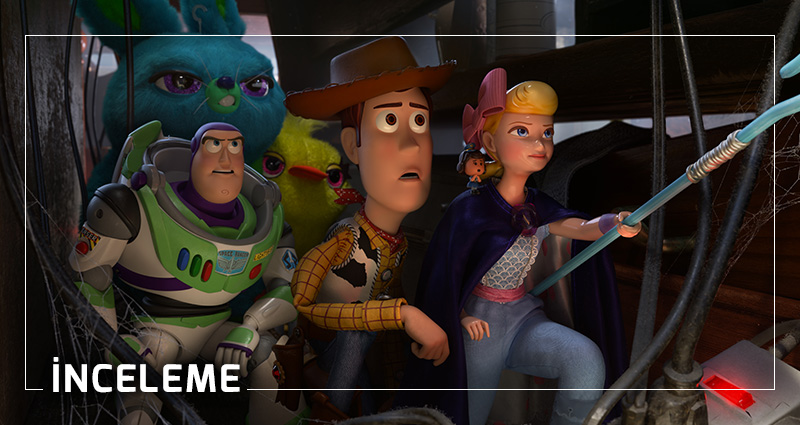Toy Story 4 İnceleme