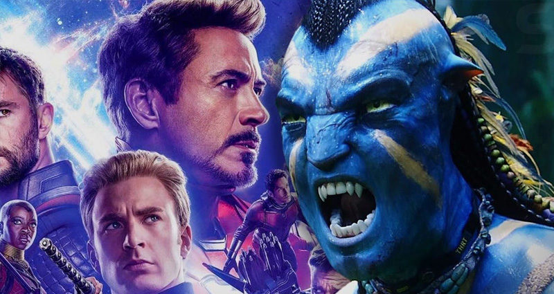 Avatar vs Avengers: Endgame