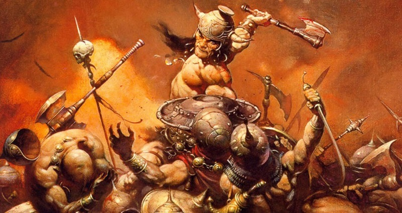 Barbar Conan Howard