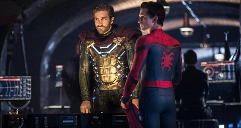 Spider Man Far From Home Ic Gorsel