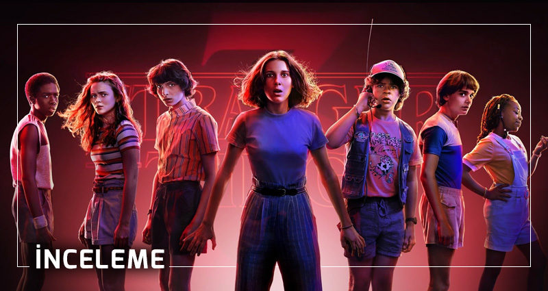 Stranger Things 3 inceleme
