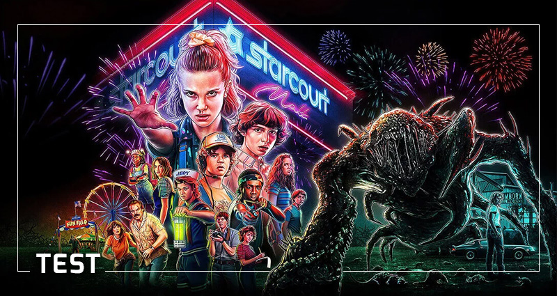 Stranger Things Test