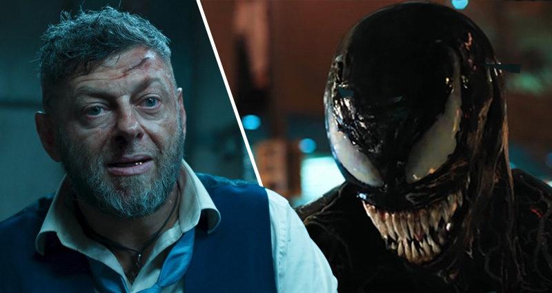 Andy Serkis Venom