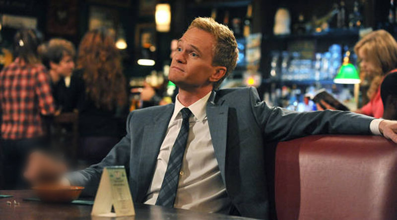 How I Met Your Mother test