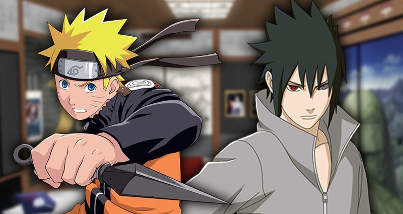 Naruto Odel Odası