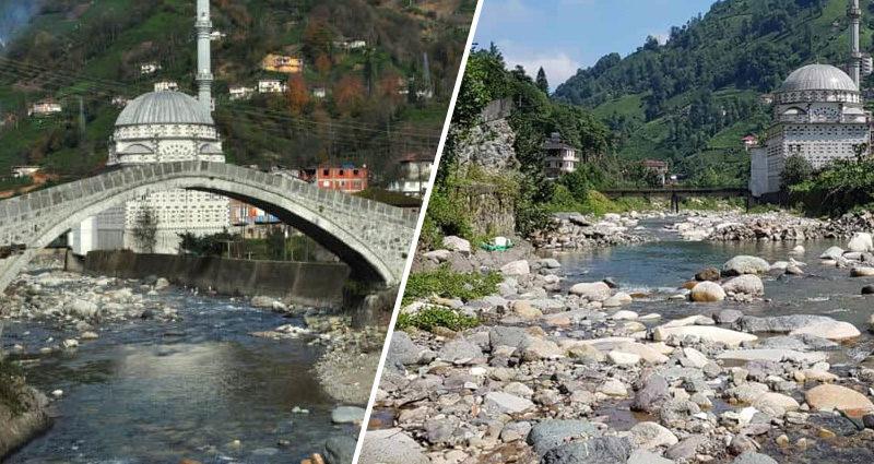 Rize Köprü Restorasyon