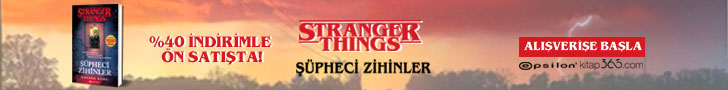 Stranger Things Kitap