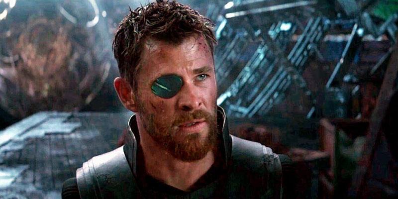 Avengers Infinity War Thor