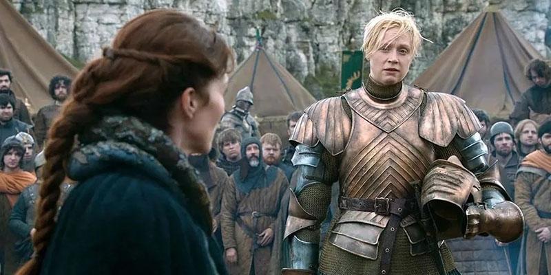 Brienne'nin Klasik Plaka Zırhı