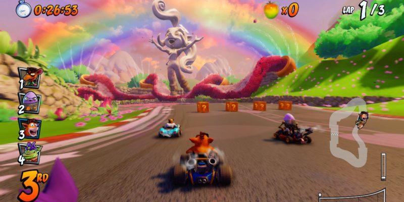 Team Racing Nitro-Fueled