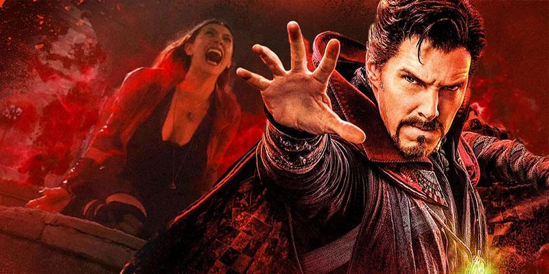 Doctor Strange ve Wanda