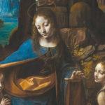 Leonardo da Vinci Kayalıklar Bakiresi