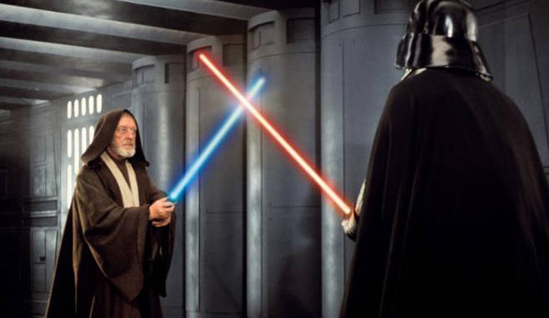 Obi-Wan Darth Vader