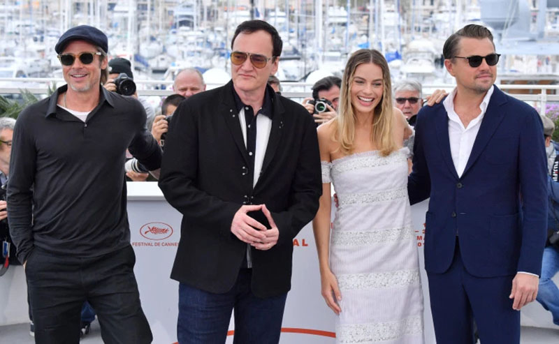 Once Upon A Time in… Hollywood gala