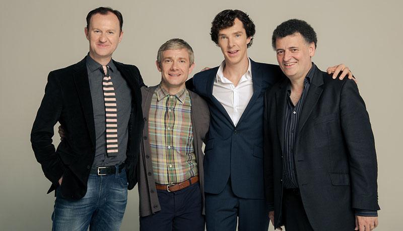 Sherlock kadro