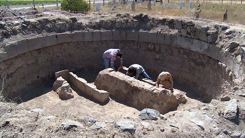 Sultan Alaaddin kumbet mezar 1