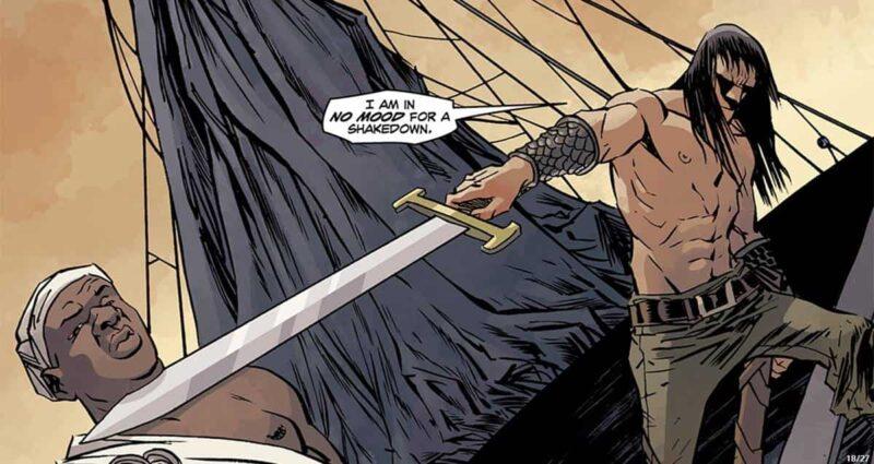 Conan Çizgi Roman