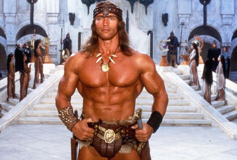 conan the barbarian arnold