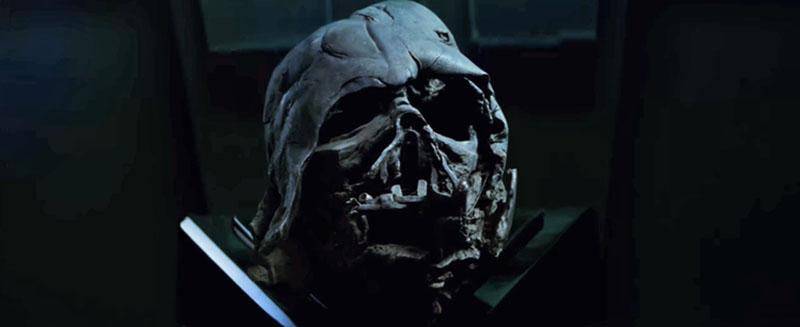 Darth Vader maske Star Wars