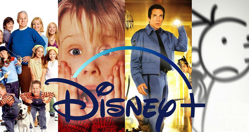 Disney Plus Yeniden Çekimler